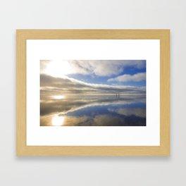 Life Reflections Framed Art Print