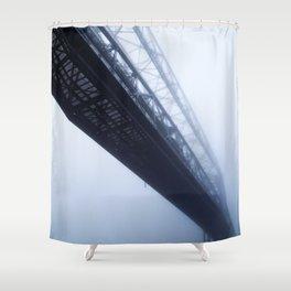 Foggy Lift #2 Shower Curtain