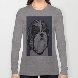 Products for Herbie the Shih Tzu Long Sleeve T-shirt