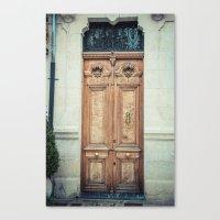 doors Canvas Prints featuring Doors by Nevena Kozekova