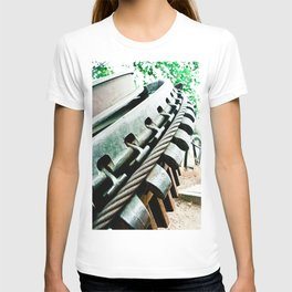 Remnant of Mt. Lowe Railway T-shirt