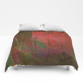 Lost in the Jungle - Yossi Ghinsberg Comforters