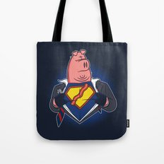 Super Bacon Tote Bag