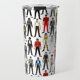 Beat IT Pattern Travel Mug
