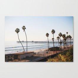 San Clemente Canvas Print