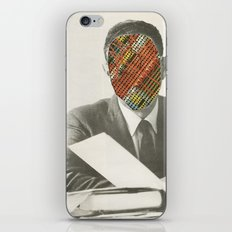 Complexion iPhone & iPod Skin