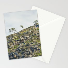 Mountains and Trees Stationery Cards