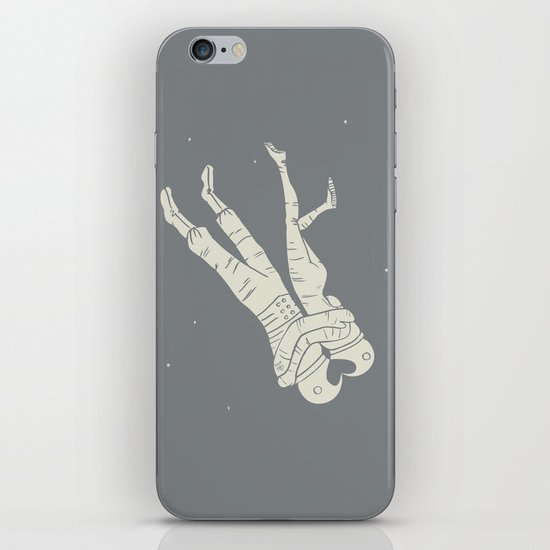 Head Over Heels iPhone & iPod Skin