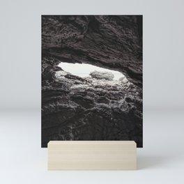 Shallow Cave Mini Art Print