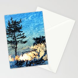 SHINING II Stationery Cards