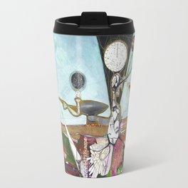 Exploration: Space Age Travel Mug