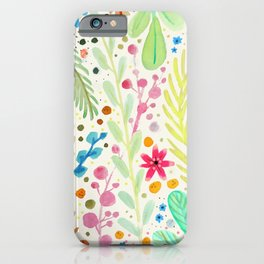 les prairies iPhone Case