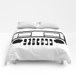 Jeep of road Comforters