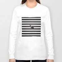 skate Long Sleeve T-shirts featuring Skate by KATA