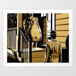 To Kill A Mockingbird 1 Art Print
