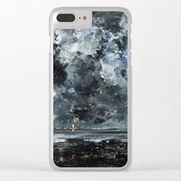 August Strindberg - The Town Clear iPhone Case