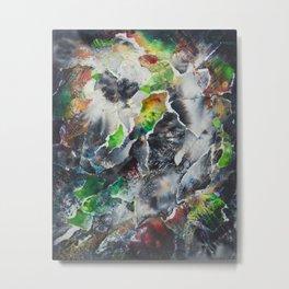 Progession Metal Print