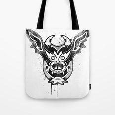 Yare Devil mask #1 Tote Bag