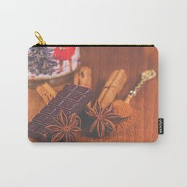Seasonal Spice. Carry-All Pouch