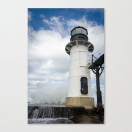 Outer Lighthouse-3 Canvas Print