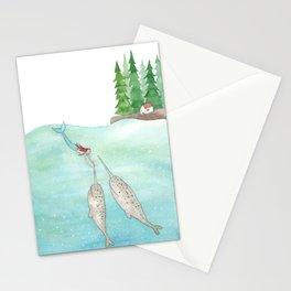 Secret world Stationery Cards