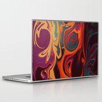 dc Laptop & iPad Skins featuring DC by Shelly Bremmer