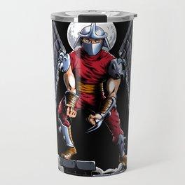 Evil Shredder Travel Mug