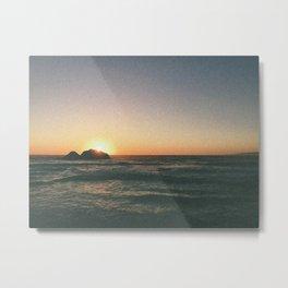 SUTRO BATHS Metal Print