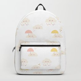 Cloud Pattern 1 Backpack
