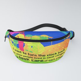 Small village 6 Fanny Pack