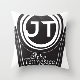 JT & the Tennessee Kids Throw Pillow