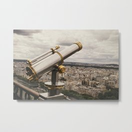 Much to discover Metal Print