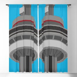 CN Tower Blackout Curtain
