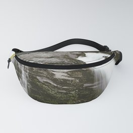 PNW Waterfall Fanny Pack