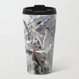 Feeding Frenzy Travel Mug