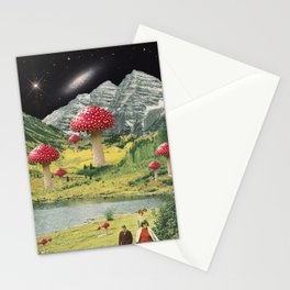 Mycelium Dreams Stationery Cards