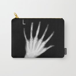 Extra Digit X-Ray Carry-All Pouch