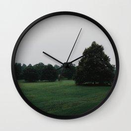 Darley Park in Derby Wall Clock