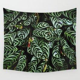 Jungle Greenery Wall Tapestry
