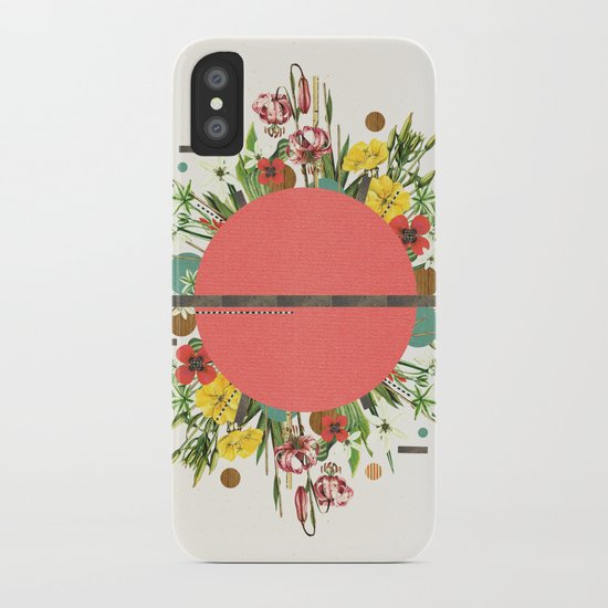 Organic Beauty_1 iPhone Case