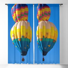 Ballooning Blackout Curtain