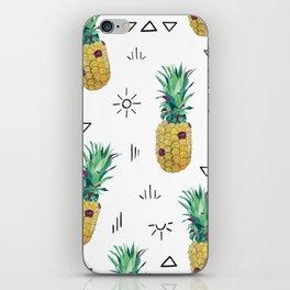 Tropical Pineapple iPhone Skin