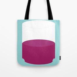 Showtasting - Wine Glass - Big Kimo Tote Bag