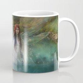 Dragonfly Fairy Coffee Mug