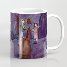 Stop packing, there's no time! Coffee Mug