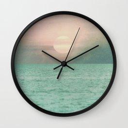 SEASCAPE 1 Wall Clock