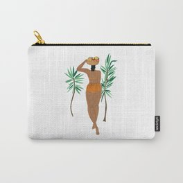 Fruit Basket Gal Carry-All Pouch