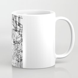 deconstructed knit Coffee Mug