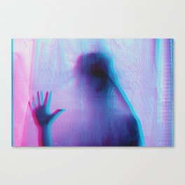 anaglych_2.0_09 Canvas Print