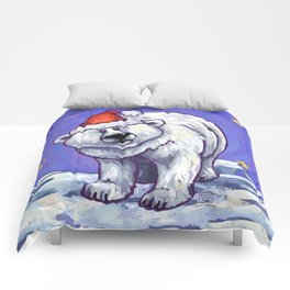 Animal Parade Polar Bear Comforters